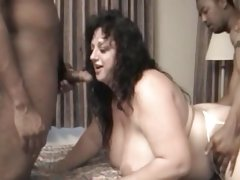 Horny big white beauties gone black
