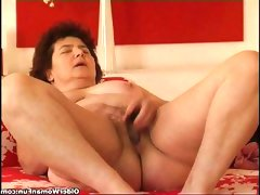 Horny grannies solo compilation