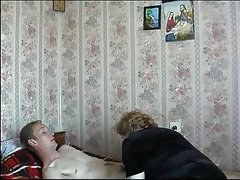 Mom sons friend russian mature granny fucking
