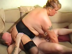 Busty mature debbie desire is getting her puss..